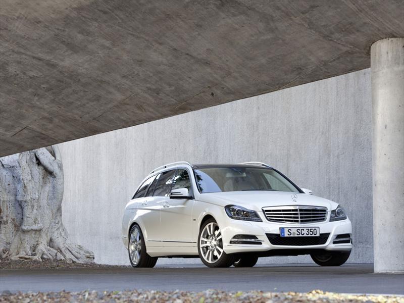 Mercedes Benz Clase C 2012