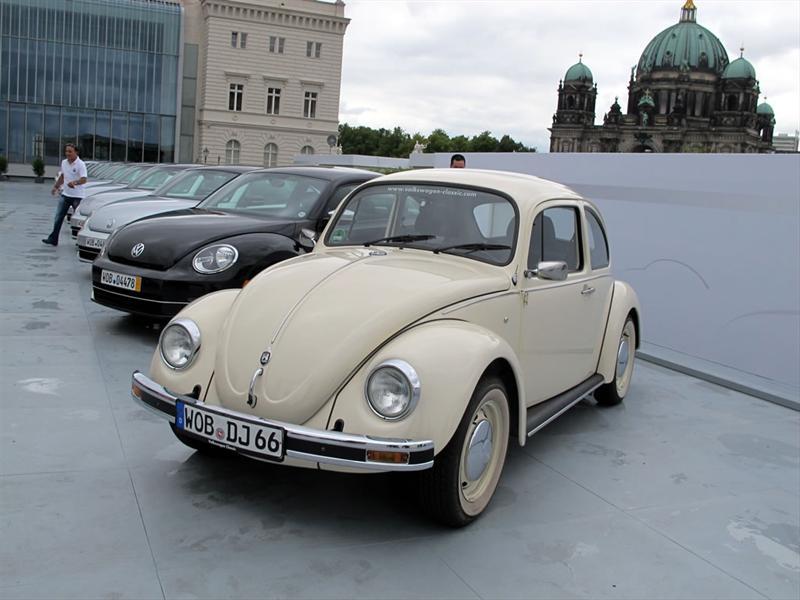Volkswagen Beetle 2012 primer contacto