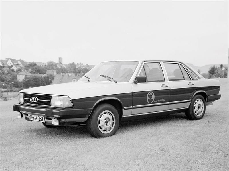 Audi 100 aniversario