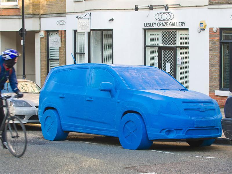 Chevrolet Orlando Play-Doh