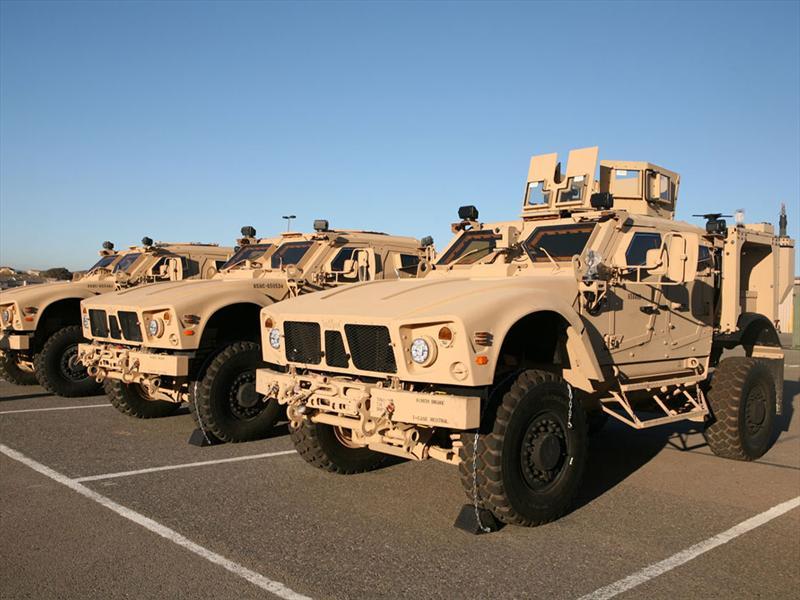 M-ATV ambulancia militar