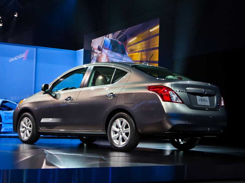 Nissan Versa 2012 NY