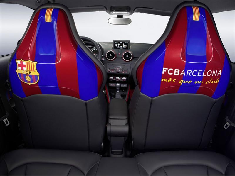 Audi A1 F.C. Barcelona