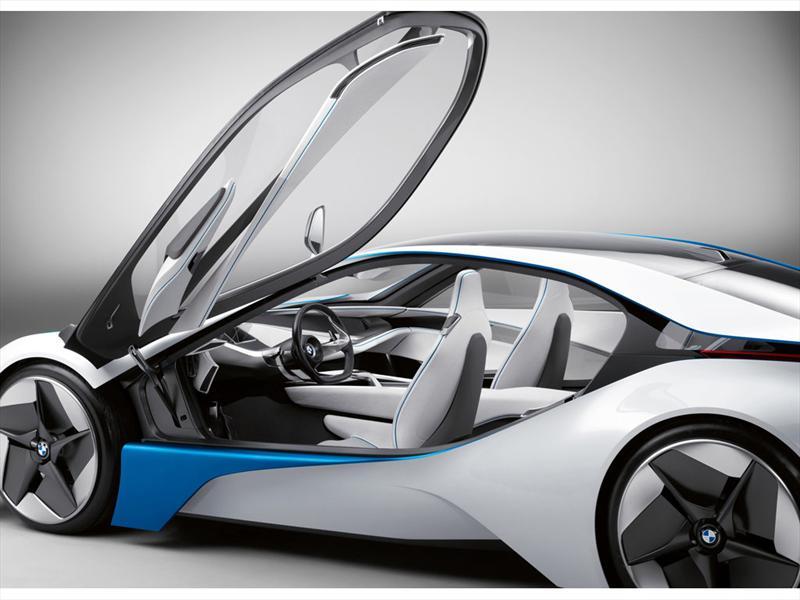 BMW i8 - Vision EfficientDynamics Concept