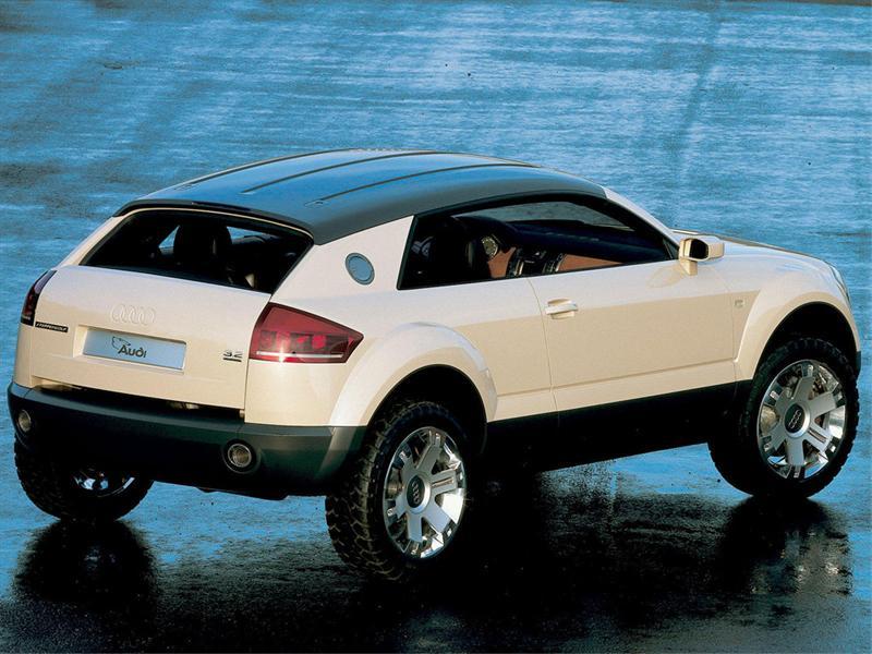 Conceptos Audi quattro