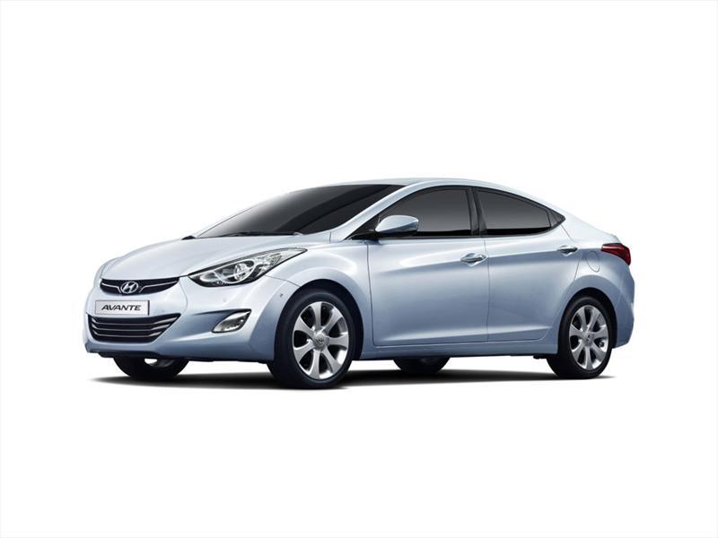 Hyundai Elantra - Avante 2011