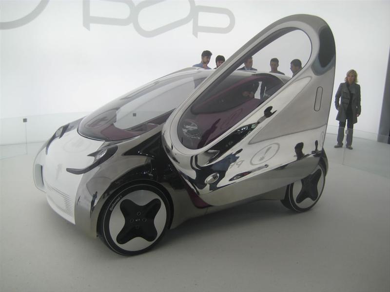 Kia Pop Concept en París 2010