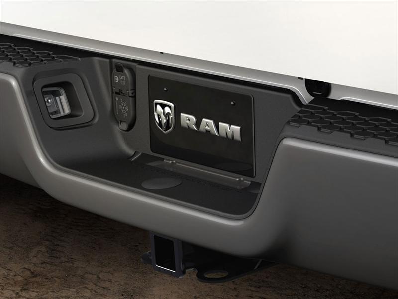 Ram 1500 Tradesman 2011