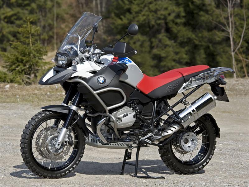 Motorrad GS 30 años