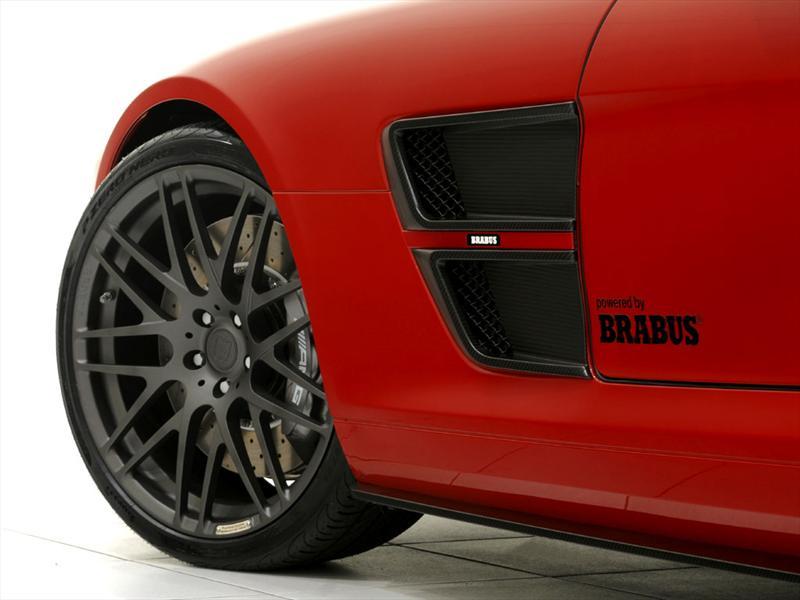 Mercedes SLS por Brabus