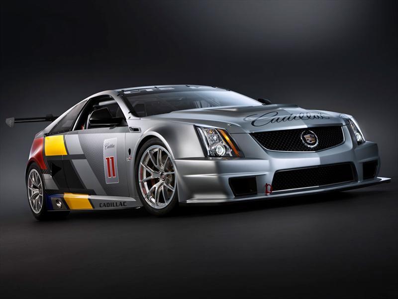 Cadillac CTS-V Coupé SCCA