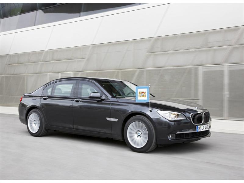 BMW Serie 7 High Security