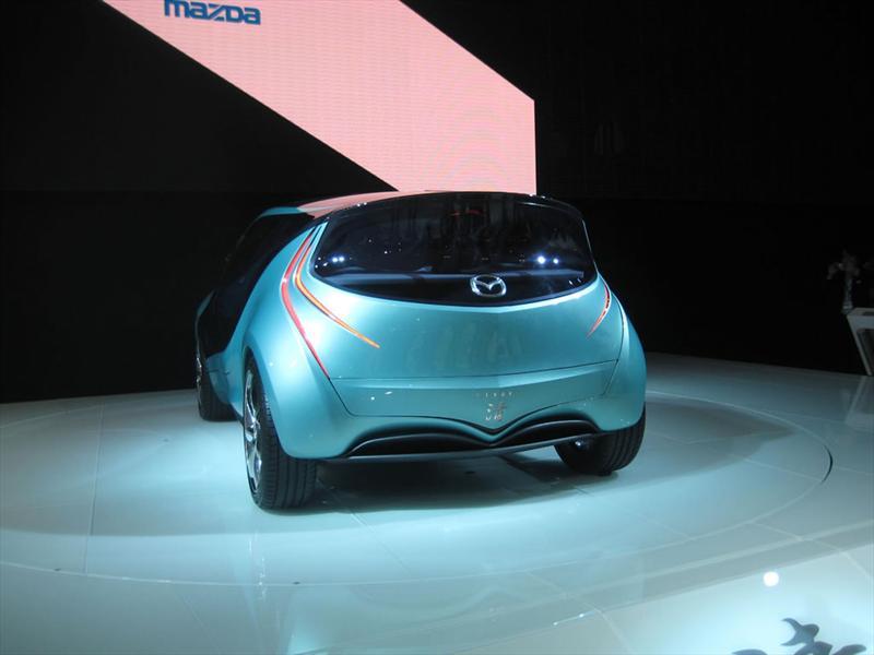 Mazda Kyora Concept en Tokio 2009