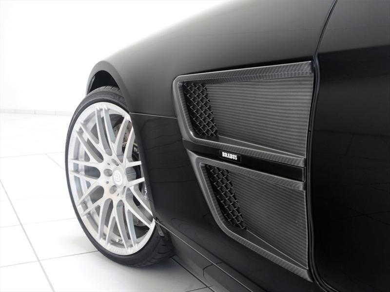 Brabus SLS Mercedes