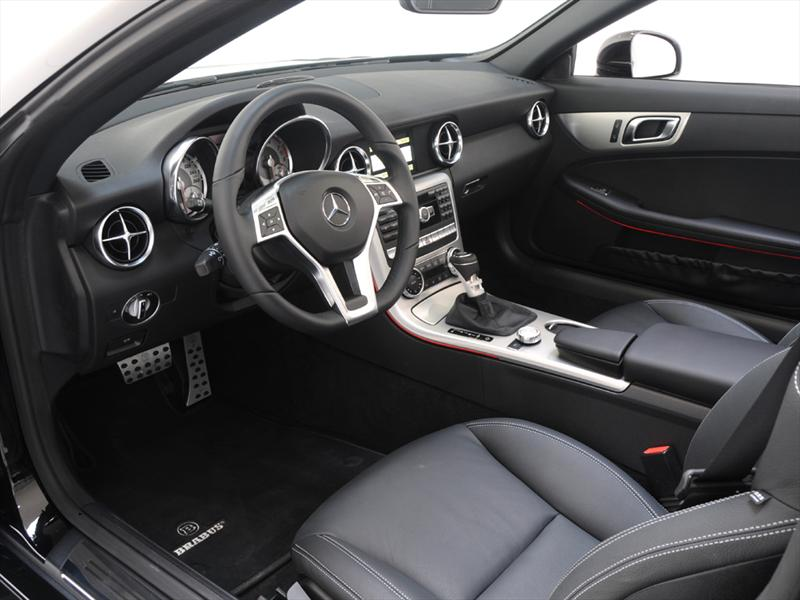 BRABUS Mercedes-Benz SLK 2011