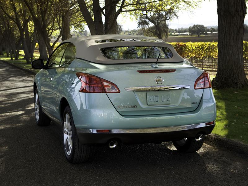 Nissan Murano CrossCabriolet 2011