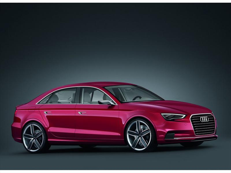 Audi A3 Sedán Concept