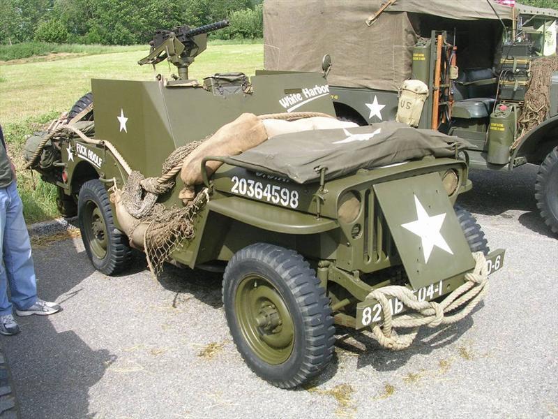 70 años de Jeep