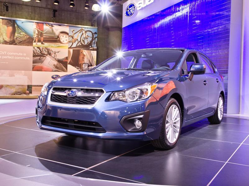 Subaru Impreza 2012 NY