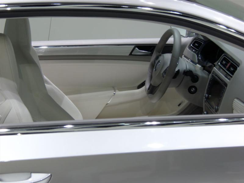 Volkswagen NCC en Detroit 2010