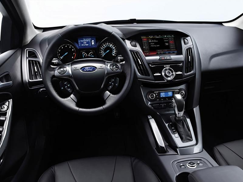 Ford Focus 2012, primer contacto
