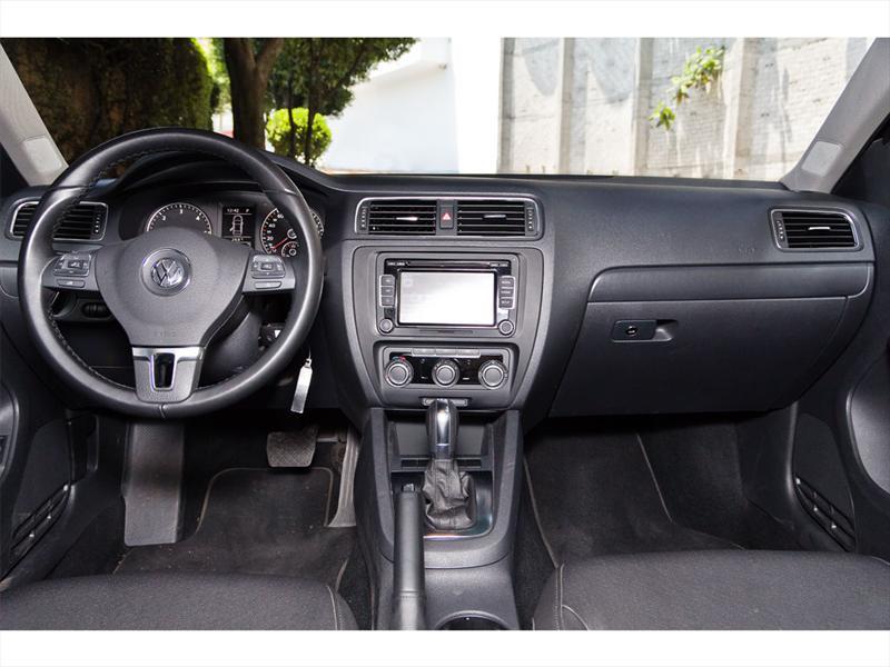 Volkswagen Nuevo Jetta TDI prueba