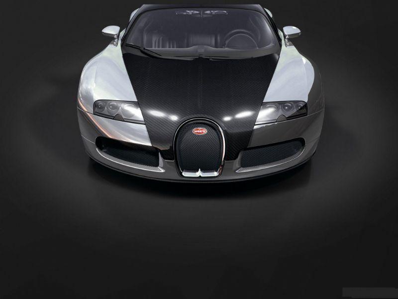 Bugatti Beyron Pur Sang