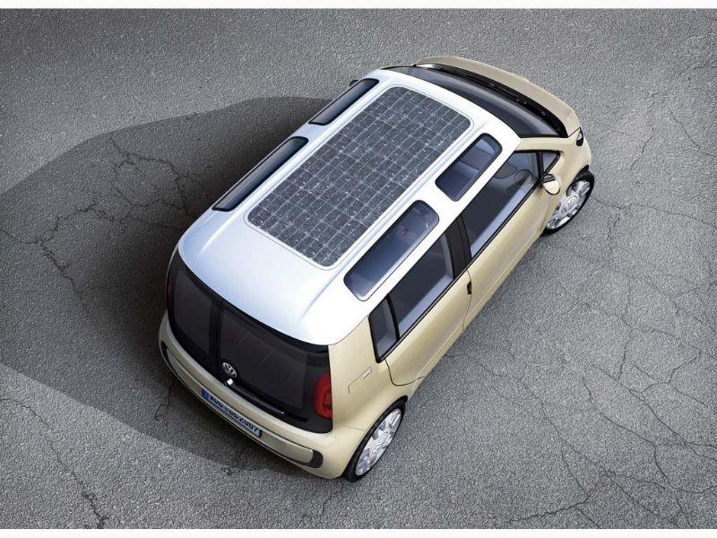 Volkswagen concept up! blue