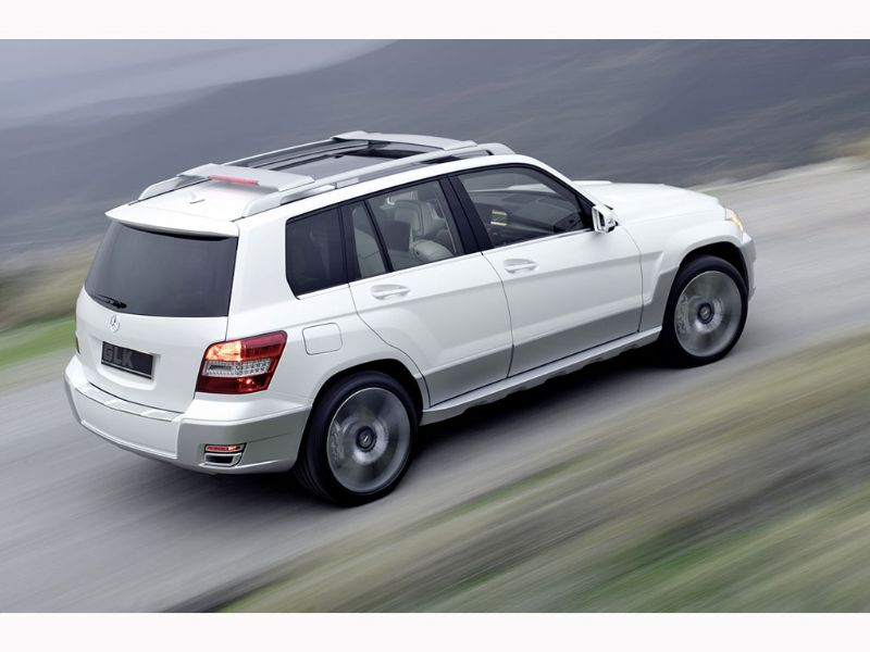 Mercedes-Benz Vision GLK
