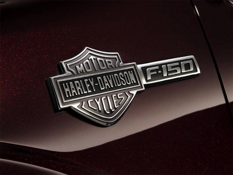 F-150 Harley Davidson