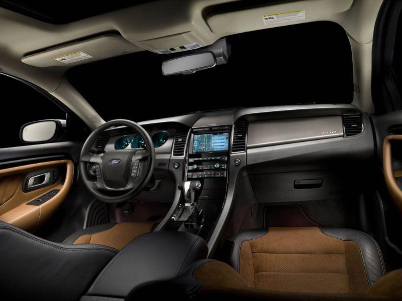Ford Taurus SHO 2010 11