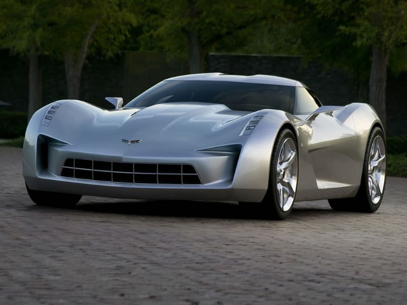 Chevrolet Corvette Stingray Co