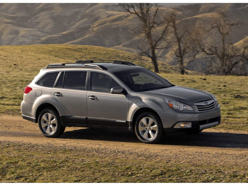 Subaru New Outback 2010