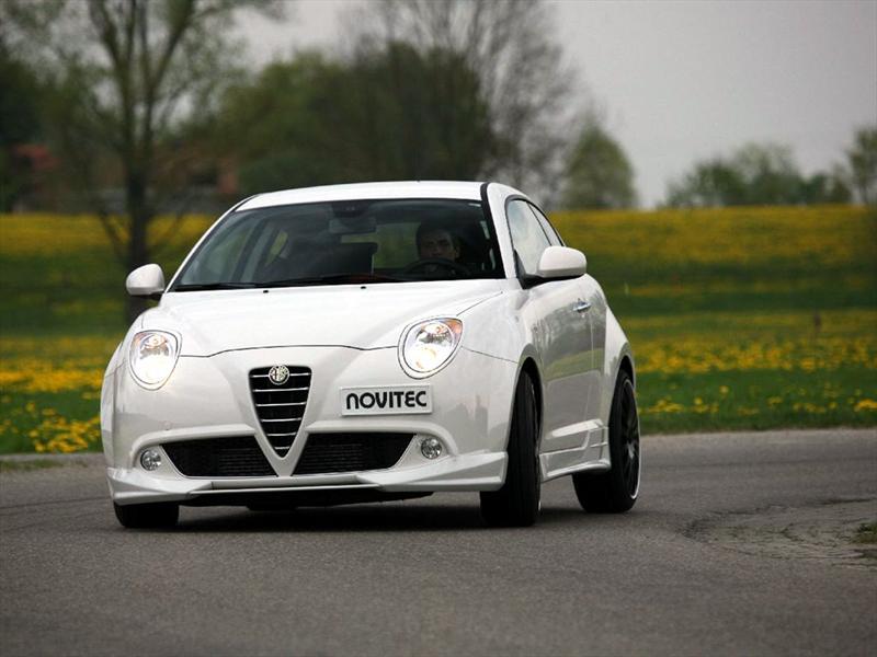Alfa Romeo MiTo Novitec