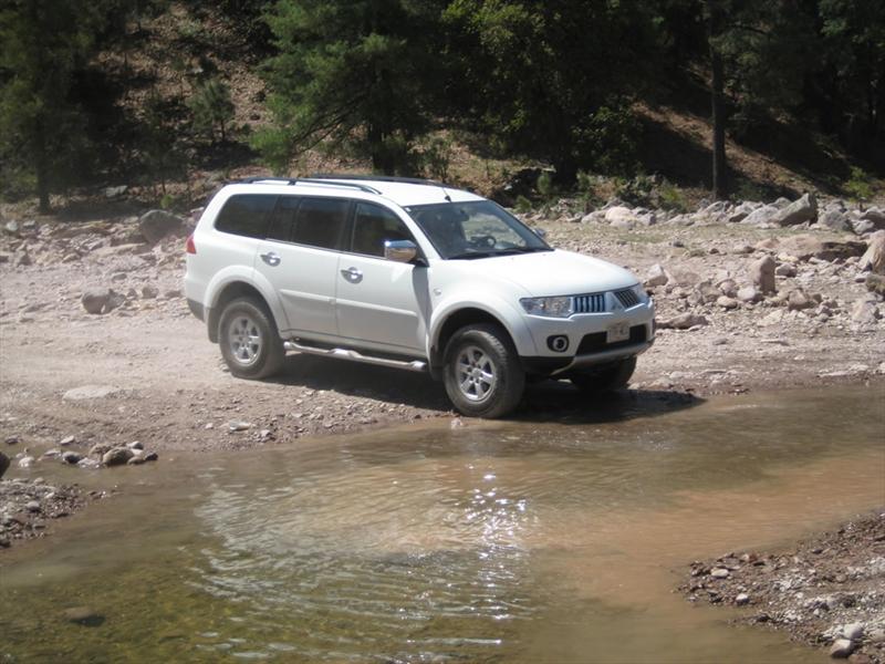 Mitsubishi Montero Sport 2009