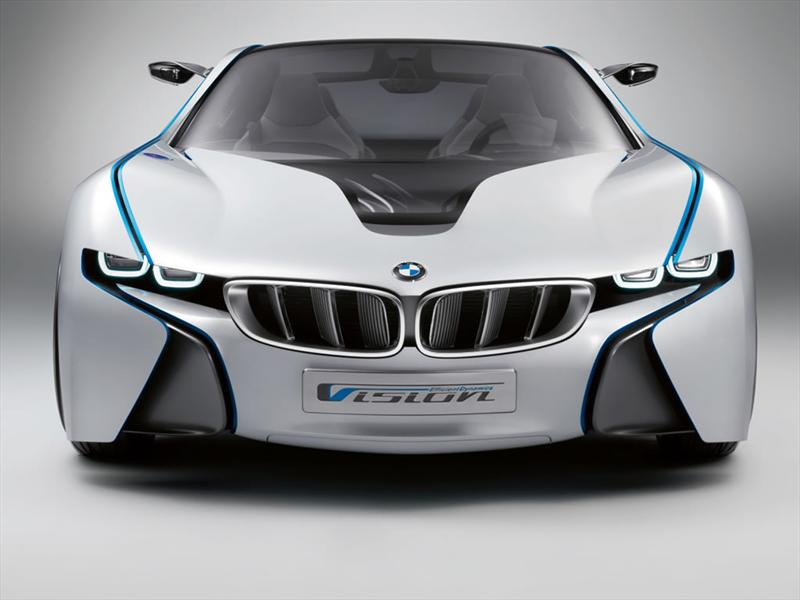 Retro Concepts: BMW Vision EfficientDynamics