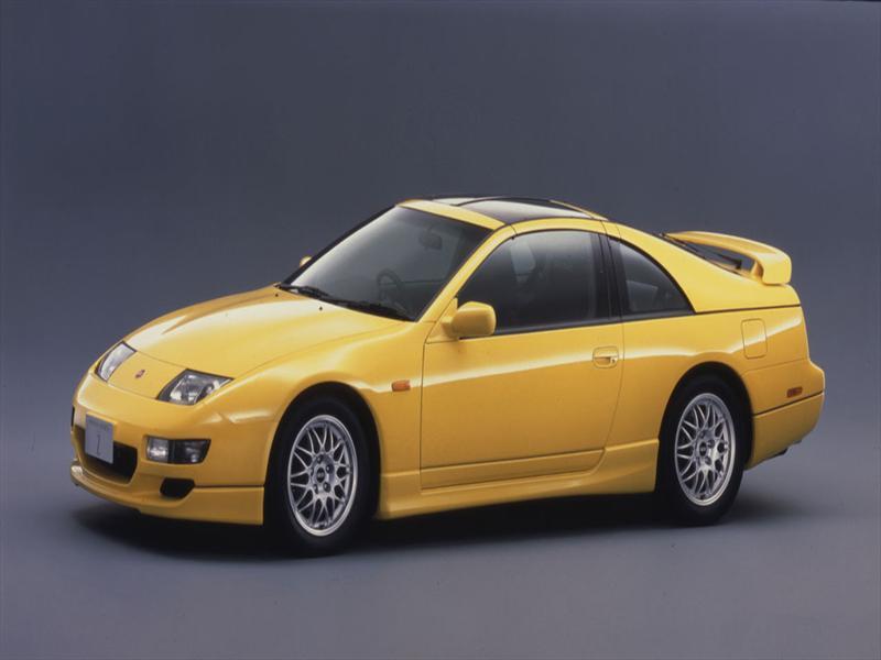Historia Nissan Serie Z