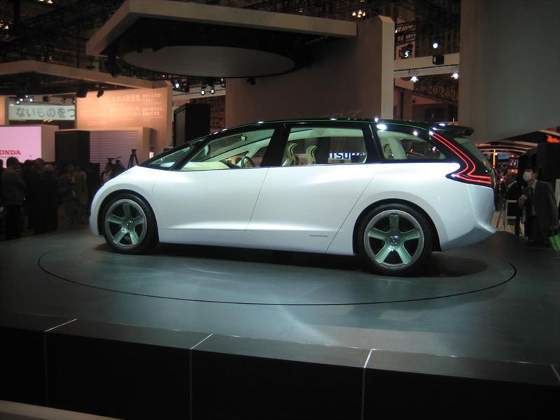 Honda Skydeck Concept en Tokio 2009