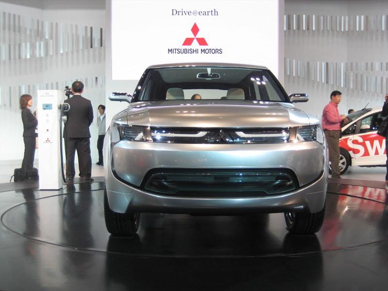 Mitsubishi Concept PX-MiEV en Tokio 2009