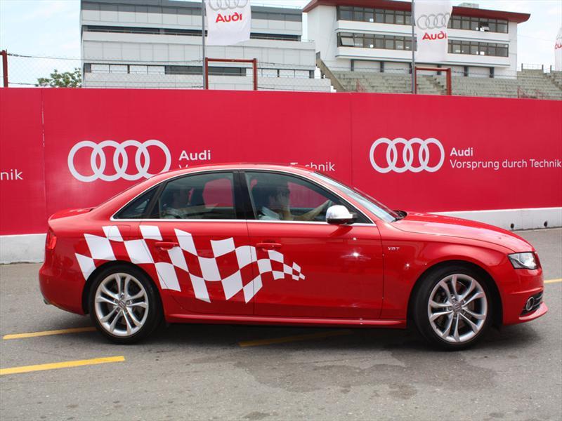 Audi S experience en el Autódromo