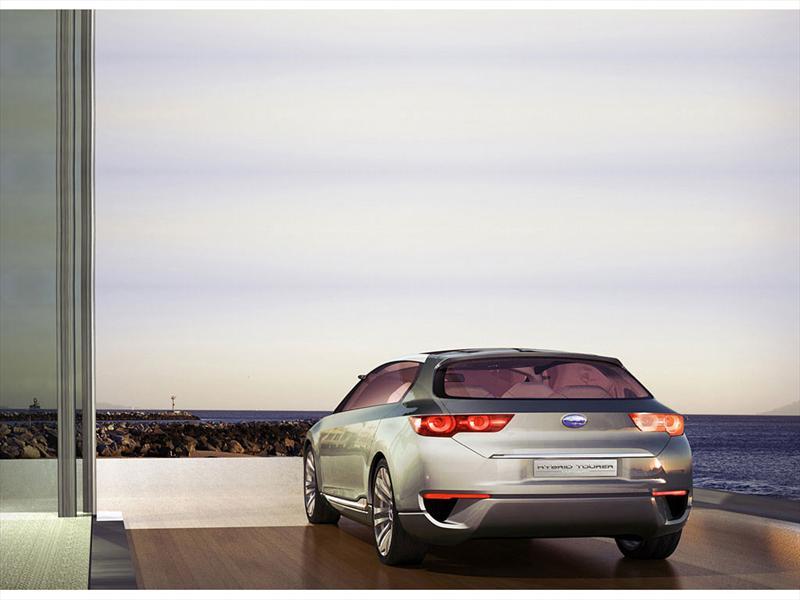 Subaru Hybrid Tourer Concept