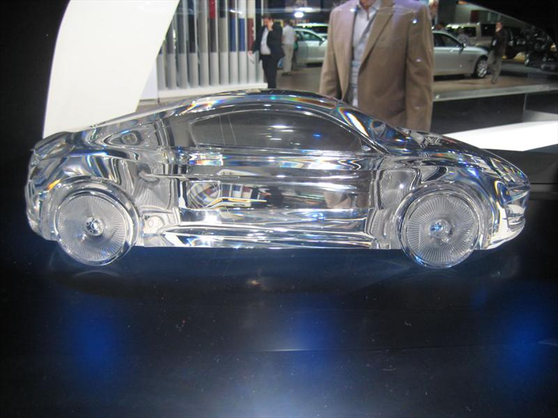 Audi E-Tron Concept en Los Ángeles 2009