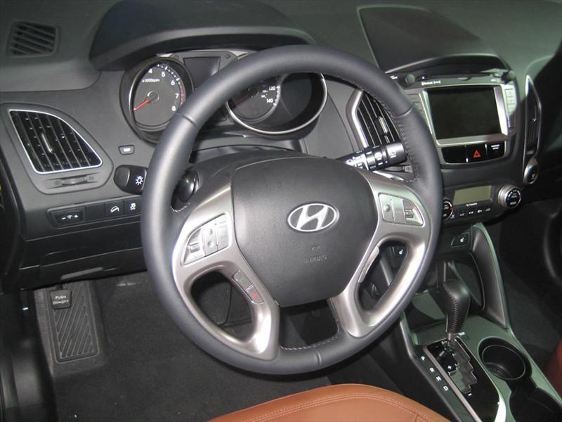 Hyundai Tucson 2010 en Los Ángeles 2009