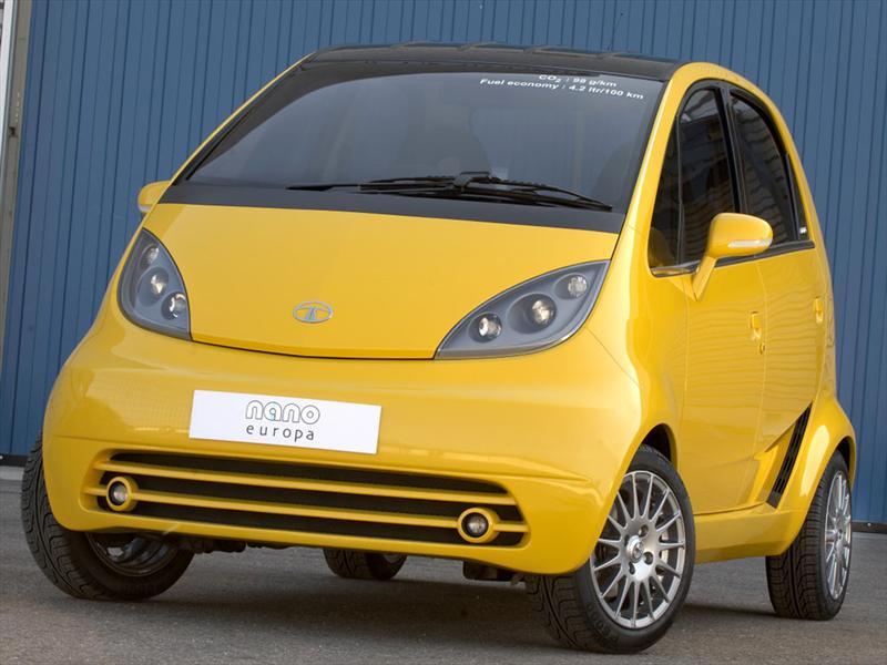 Autos más populares: Tata Nano