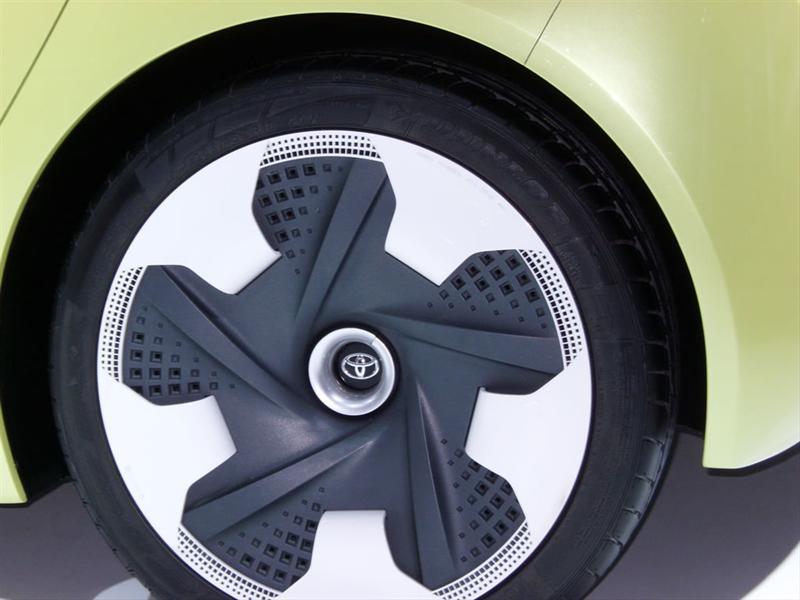 Toyota FT-CH Concept en Detroit 2010