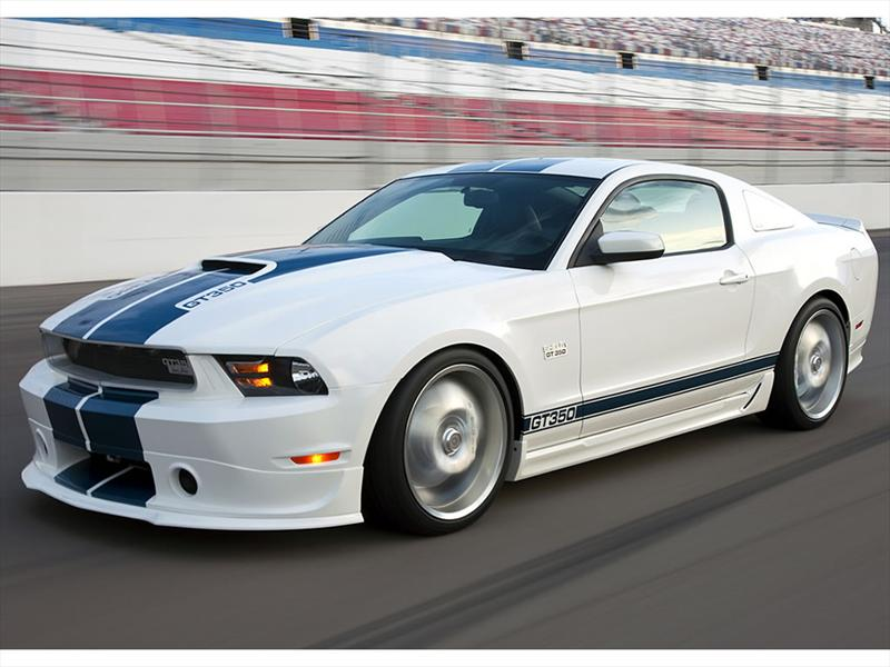 Mustang Shelby GT350 2011