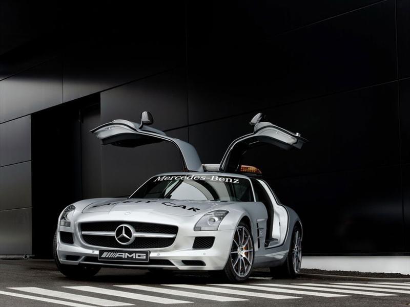 Mercedes SLS Pace Car
