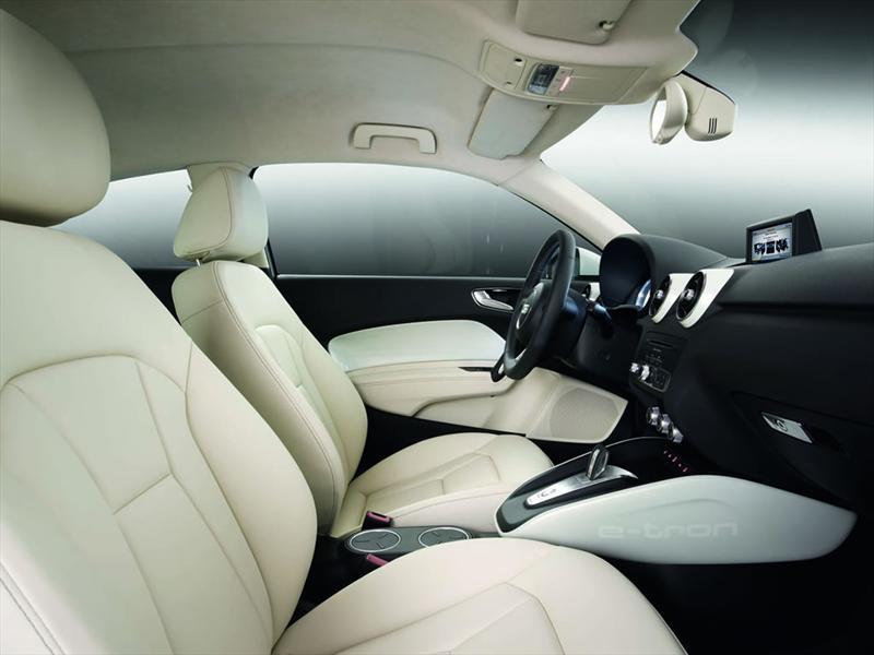 Audi A1 etron Concept