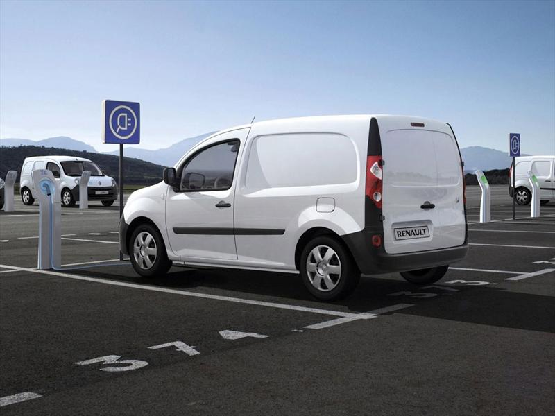 Renault Fluence y Kangoo Z.E.