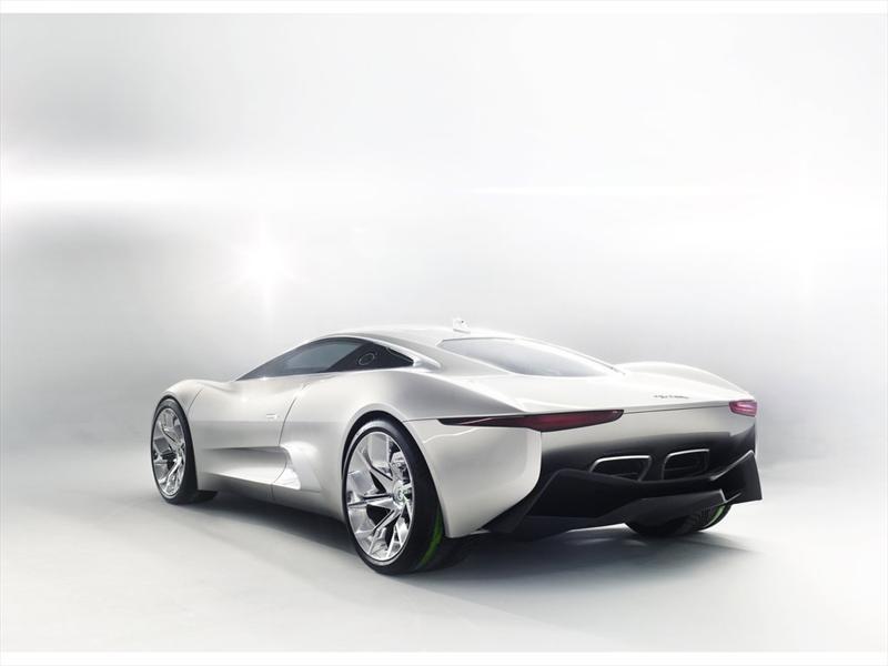 Jaguar C-X75 Concept